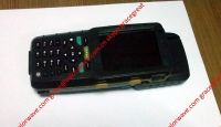 UHF Handheld with barcode scanner,thermal printer