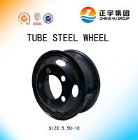 5.50-16 Tube wheel rim