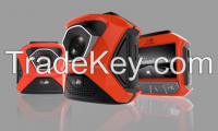 High Quality Full Hd 1080p Car Dvr (GPS)