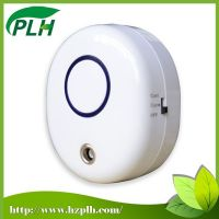 New design portable indoor ceramic tube ozone air purifier hotel air cleaner