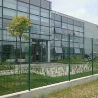 PVC Coated Welded Mesh Fence (specialized design and export)
