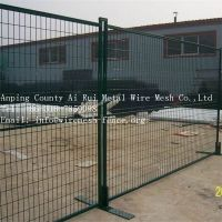 Temporary Fence, Wire Mesh Fence (ISO9001: 2001)