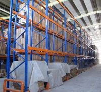 Heavy Duty Racking System For Warehouse