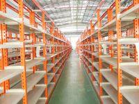 Warehouse Rack Type Medium Duty Scale Storage Racking System