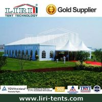 High quality and beautiful China transparent marquee tent