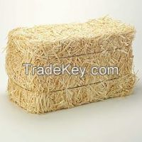 wheat straw for animal feed