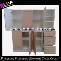 morden melamine cabinet design from china manufacturer