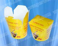 Asia food pails box
