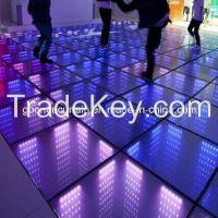 3D Colorful LED Dance Floor for Wedding Decoration