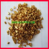 Crushed  decorative clear Glass Mirror granule for terrazzo