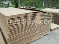 plain MDF/hdf board, melamine faced mdf board