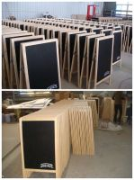 Wooden Promotional Board