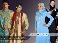 muslim clothes of china clothing factory with design LOGO and model for women