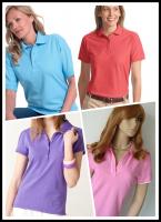 womens polo shirt-tshirt with design logo made in china zhejiang�t shirt design