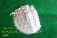 Latest price of Calcium Hypochlorite 65%-70%