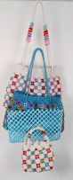 Ladies Bag & Shopping Bag (Net
