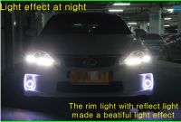 10W High brightness angel eye fog lamp DRL
