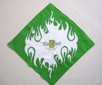 Promotional Screen Printing - Cotton Bandana - Big Handkerchief