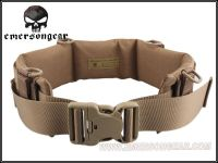 Military Tactical Series Airsoft Shooting Gear Combat EMERSON Padded Patrol Belt 1000D Nylon