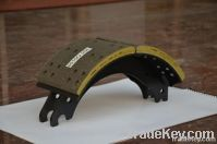 brake shoe assembly FUWA/BPW/11.5T YORK/1308P/1308Q/4515Q/BPW180/BPW20