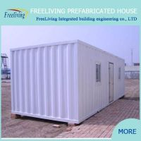 Standard Size Container House