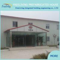 low cost prefabricated lightsteelframehouse