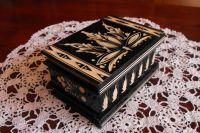 Hungarian Secret Box - Black