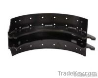 high quality brake shoes for FUWA 13T