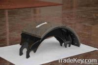 high quality brake shoes assembly
