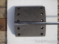 Asbestos, Non Asbestos, Semi-metal Brake Lining for Truck (WVA 19094)