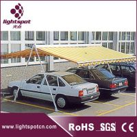 Retractable Car Awning, Balcony Patio Cover, Gazebo Retractable Awning, Retractable Car Cover