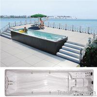 7.8 Meters Swimming SPA Pool Whirlpool Bathtub with US Balboa System
