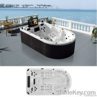 American Design Arcylic Whirlpool SPA Massage Hot Tub