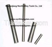 Tungsten alloy rods