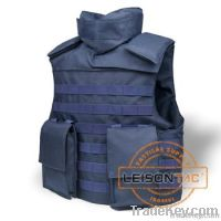 Ballistic Vest Bulletproof Vest ISO and Military Standards
