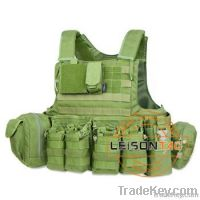 Army bulletproof vest Body armor Kevlar vest ISO and Military standard