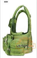 Army bulletproof vest Body armor Kevlar vest ISO and Military standard