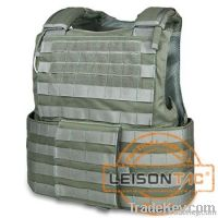 Ballistic Vest with Quick Release System ISO and Military standard NIJ