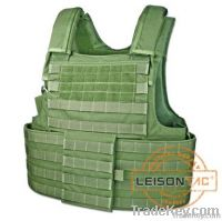 tactical vest military vest army vest with quick release system ISO