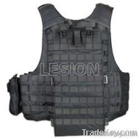 Molle system tactical web vest military vest army vest SGS tested