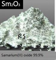Samarium(III) oxide, Sm2O3, 99.9%