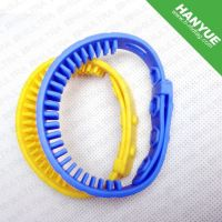 passive waterproof rfid silicone bracelets 13.56mhz