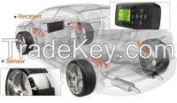 TPMS internal style dry battery
