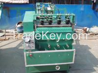 Household cleaning scourer making machine