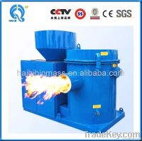 New model water circulating  biomass pellet  burner