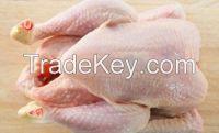 Processed chicken breast boneless