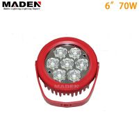 70W LED Work Light Off