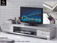 Modern Stainless Steel TV