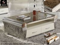 Modern Deluxe Stainless Steel Coffee Table [CJ1060]