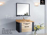 Modern Deluxe Stainless Steel Bathroom Cabinet
